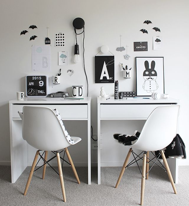 Home Study Room Ideas Kids: Our Fave Kids Study Rooms On Pinterest