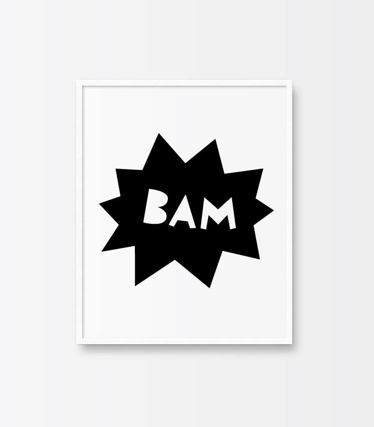 bam-superhero-comic-theprintablestudio